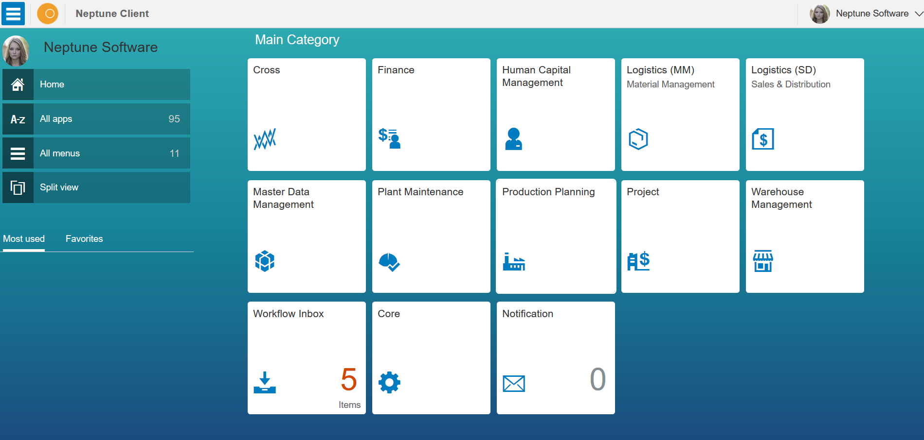 Fiori Apps – Fiori Reports & Apps für SAP